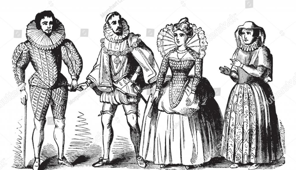 Early Elizabethan England - Society: social hierarchy